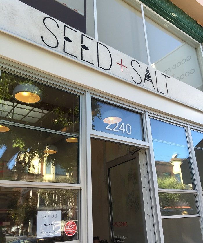SEED+SALT San Francisco