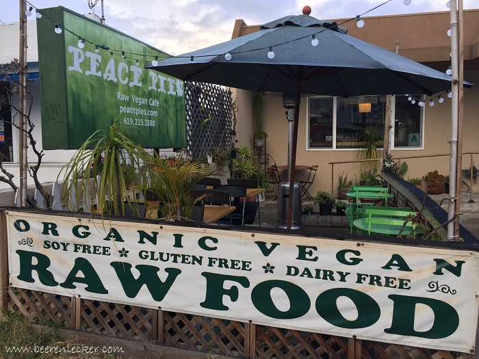 Gesund Essen in San Diego - Peace Pies