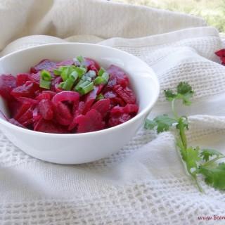 Gesunder Rote Beete Salat
