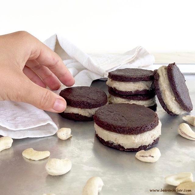 Vegane Oreo Kekse