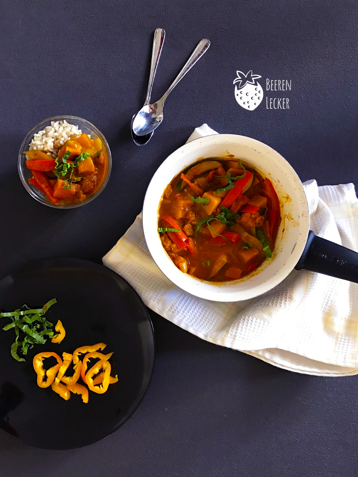 kuerbis curry