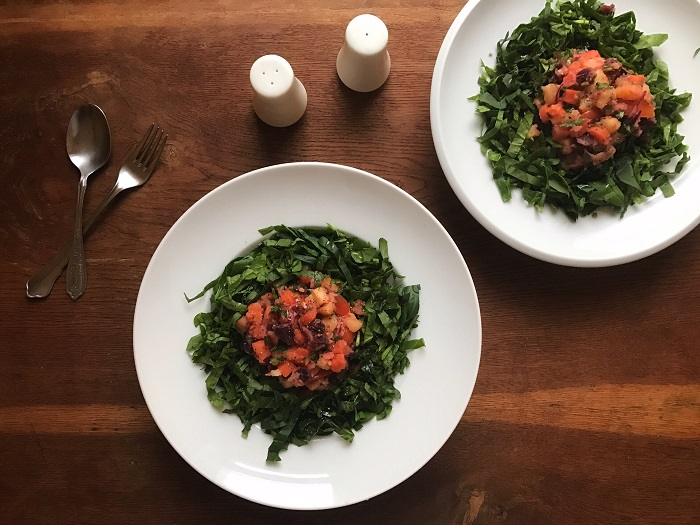 Rote Beete Kartoffelsalat