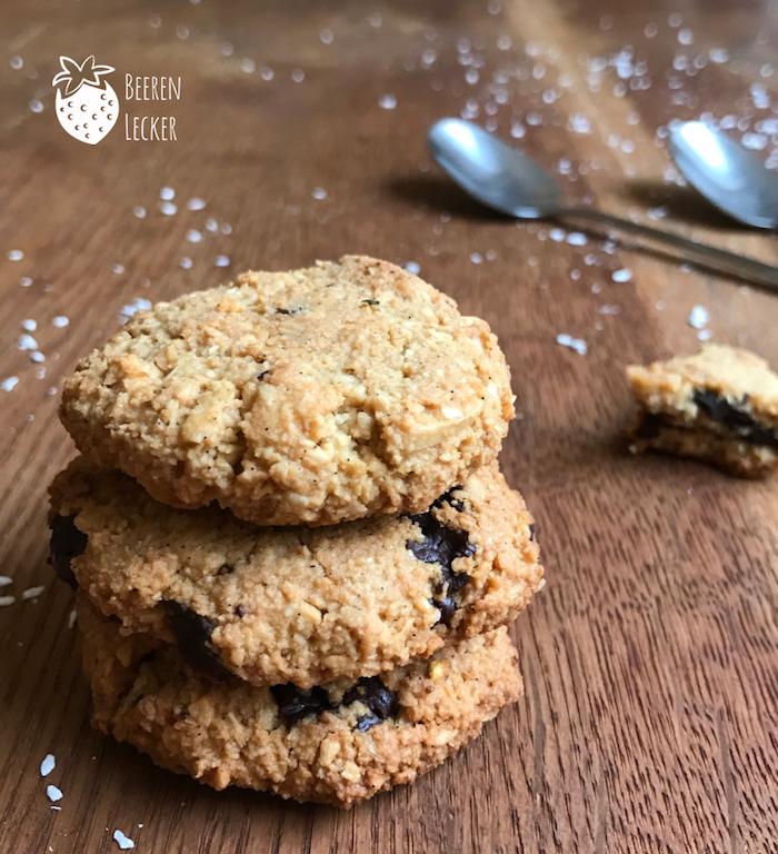 Vegane kekse rezept ohne mehl